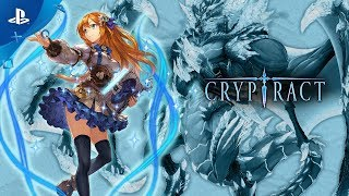 Cryptract - Gameplay Trailer | PS4