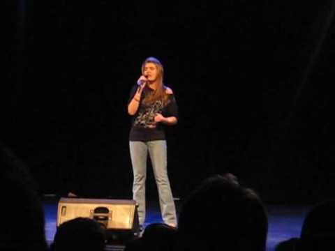 In Memory of Angel EMILY CARIGNAN : RIP  Derniere chanson -27 Mars 2010... [HQ].mp4