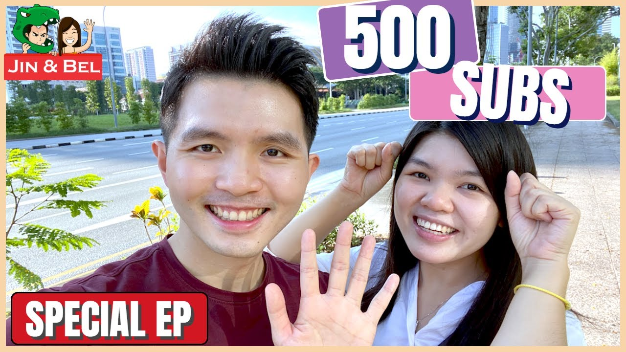 500 Subscribers Special Episode 五百订阅啦!
