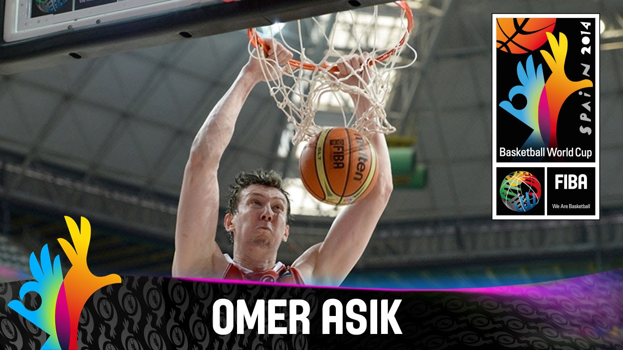 Omer Asik - Best Player (Turkey)