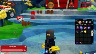 "First Lego Universe ""Ninjago Ninjas"" 720p"