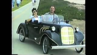Speedster Jr Pedal Car