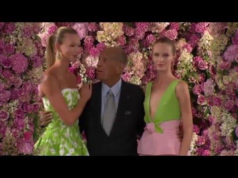 Karlie Kloss Runway - Oscar de la Renta