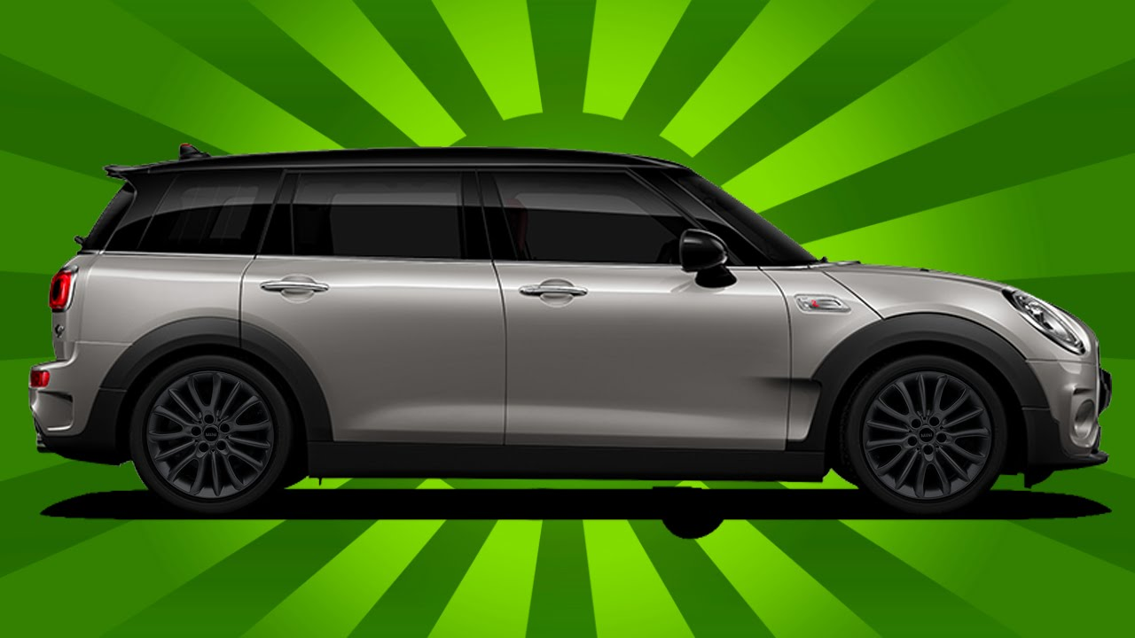 Mini mini cooper crossover : 2016 Mini Cooper Clubman S UNBOXING Review - It's So Much Cooler ...