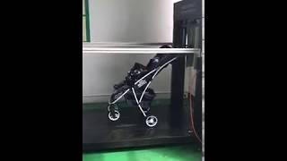 Испытание коляски Largo №2