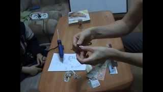 как сделать кулон своими руками