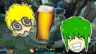 Playing Drunk | League of Legends