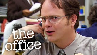 Is Oscar Really Sick? - The Office US