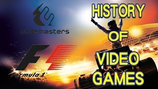 History of Codemasters F1 (2009-2016) - Video Game History
