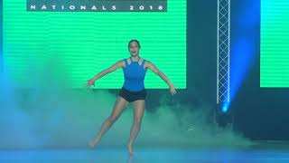 Arianna McNamara - DOTY Finals - Storm Dance Alliance (2018 Masquerade Nationals)
