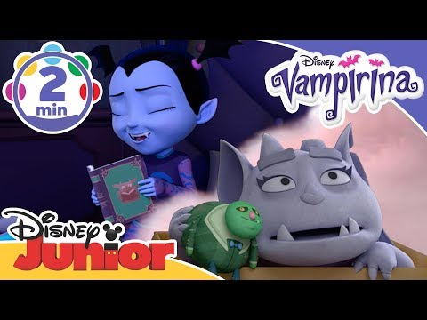 Vampirina | I Won't Let You Go Song | Disney Junior UK