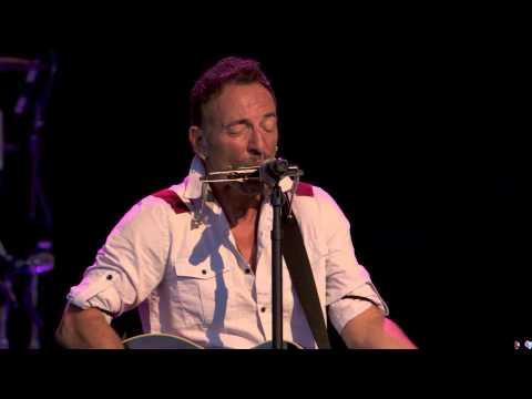 """Bruce Springsteen- """"Joe Hill"""" (Tampa, FL 05/01/14)"""