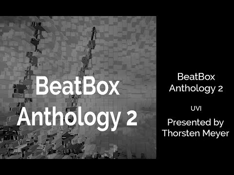 BeatBox Anthology 2 by UVI:  Full Impact Loops