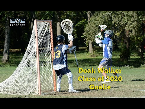 Doak Walker -  2020 Goalie - Summer 2016 Highlights