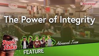 正直的力量 | The Power of Integrity (Feature)