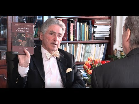 Syria: Interview with Prof. Dr. Alfred De Zayas PART 1