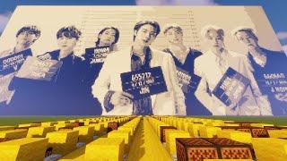 Butter | BTS (방탄소년단) - 노트블럭 버전