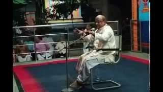 Part12 Sri Krishna Leelalu. Sri Garikipati Narasimha Rao gari pravachanam June 2015