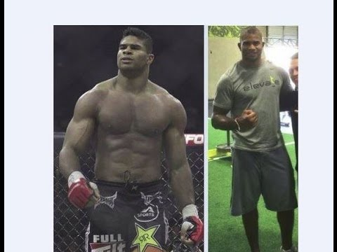 alistair overeem after steroids