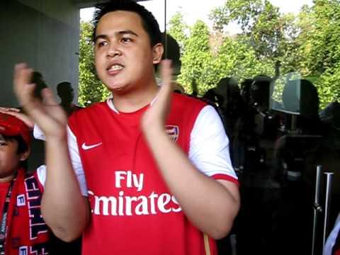 AIS Jakarta Arsenal Chant