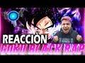 RAP DE GOKU BLACK - IVANGEL MUSIC | REACCIÓN