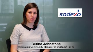 Sodexo's testimonial about the collaborative platform ECDYS OpenLab™