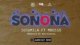 Susumila Ft Mbosso - Sonona (Official Audio)