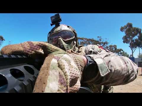 ABC Radio Adelaide talking about gel blasters