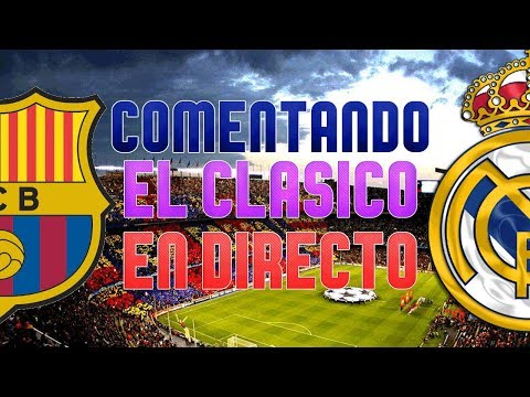 Watch Football Online Barcelona Vs Real Madrid Live