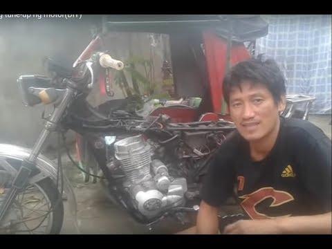 Paano mag tune-up ng motor(DIY)