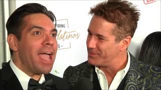 Fernando Carrillo on The Hollywood Social Lounge