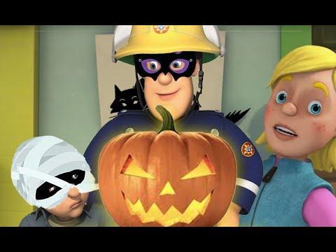 Fireman Sam New Episodes 🔥Halloween Night Rescue 🚒 Fireman Sam Collection 🚒 🔥Kids Movies