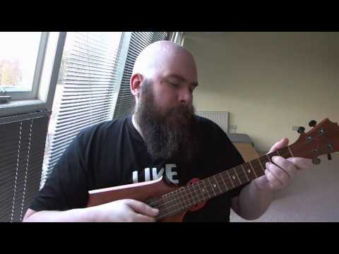 Ellie's Song from The Last of Us Part Two (Ukulele Cover)