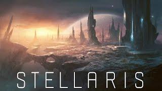 Stellaris - стрим обзор великой игры (обзор Stellaris) Прохождение Stellaris. AlMoDi
