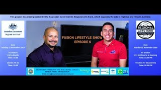Fusion Lifestyle Show Episode 6 Benjamin Poveda Alfonso