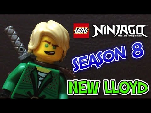 Lego Ninjago SEASON 8 Custom Lloyd Garmadon Minifigure Tutorial (HOW TO MAKE) 2018 Sons of Garmadon