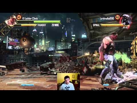 Killer Instinct Bronze to Killer: Close Calls! (Silver)