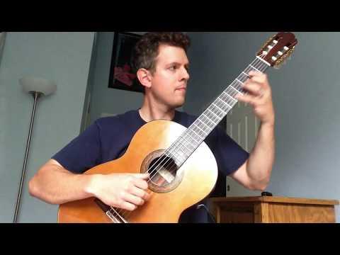 La Vie en Rose - Edith Piaf (classical guitar)