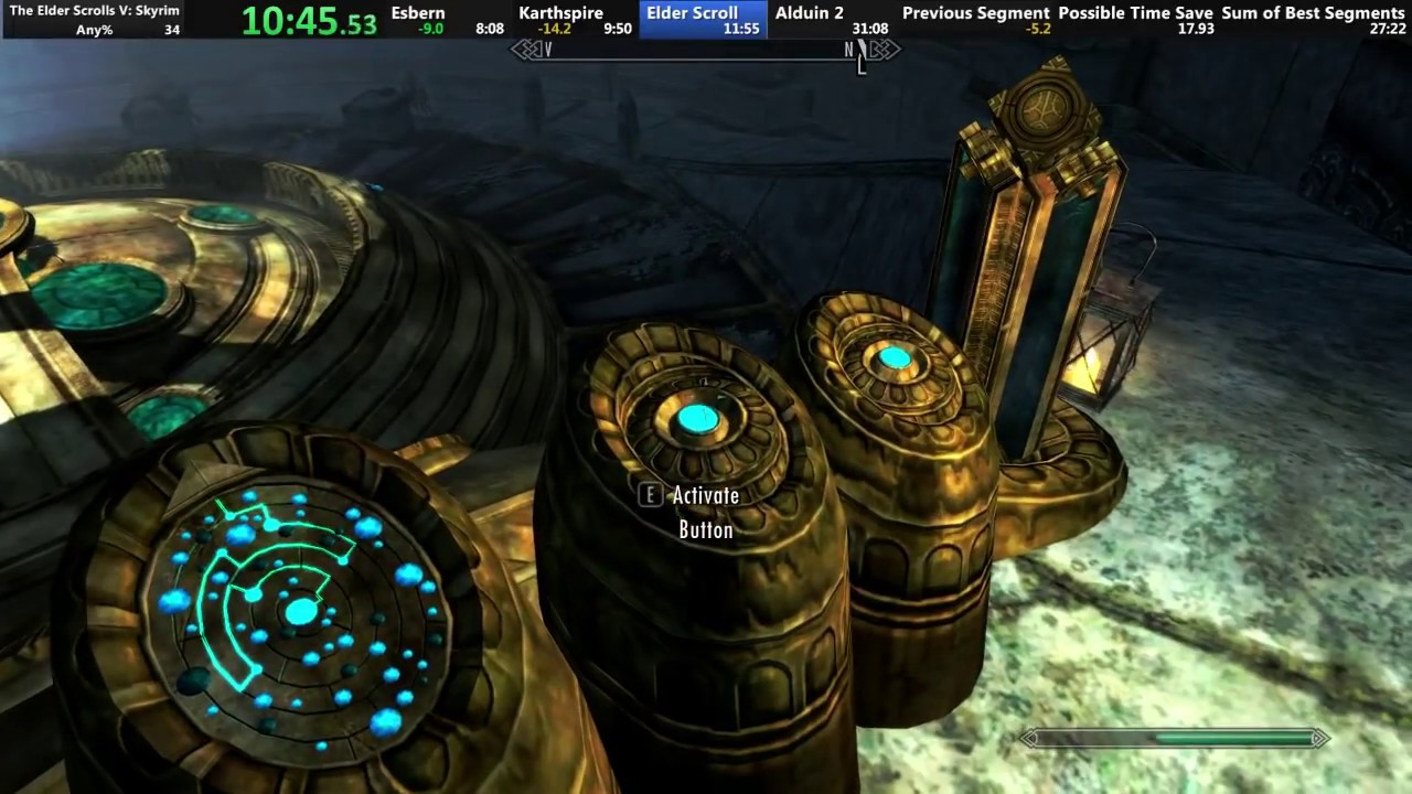 Speedrun Fast: Skyrim | The Nerd Stash