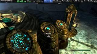 Skyrim Main Quest speedrun in 29:56 IGT