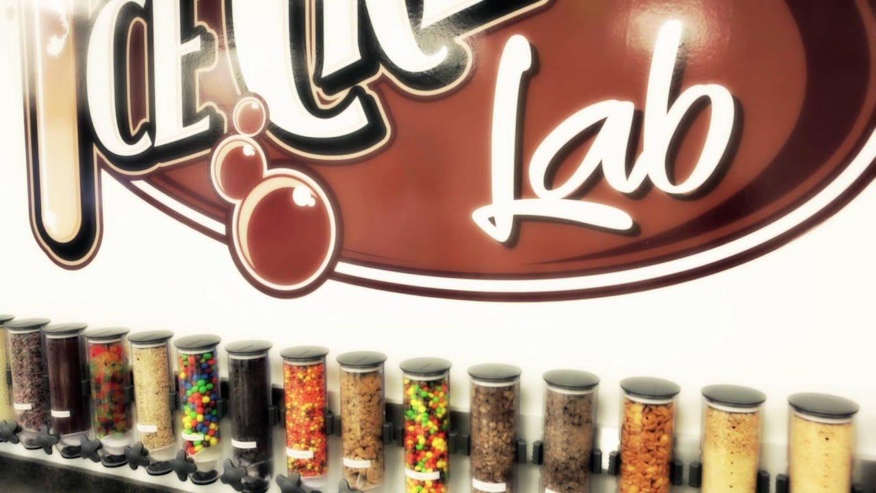 The Ice Cream Lab - YouTube