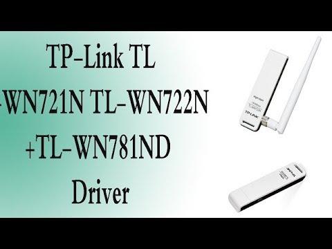 TP-LINK TÉLÉCHARGER GRATUITEMENT DRIVER TL-WN721N