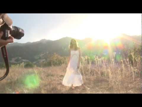 Episode 6/12: 'The Making of Natural Beauty' - Models Angela Lindvall & Irina Shayk by James Houston