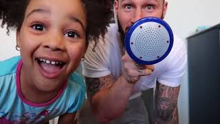 Magical Voice Changer Pretend Play Hide and Seek | FamousTubeKIDS