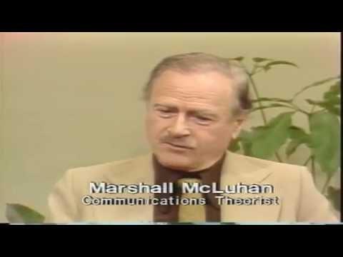 Marshall McLuhan 1976 - Interview On TV as Debating Medium