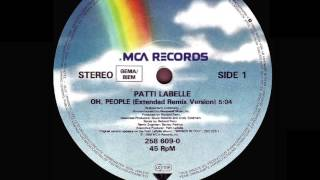 "Patti LaBelle: ""Oh, People"" (Extended Remix Version)"