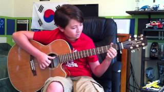 Foster The People - Pumped Up Kicks - Fingerstyle Acoustic Guitar - Andrew Foy chords