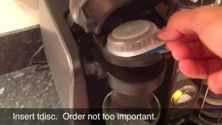 How To Use Tassimo Iced Drink Disc Inserts