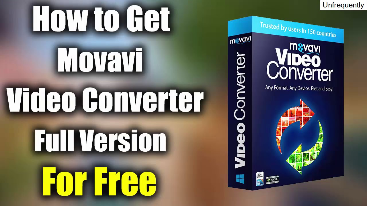 movavi video converter 18 activation key only