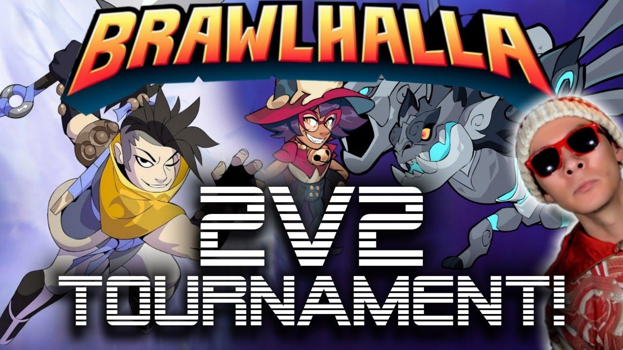 Epic 2v2 Tournament!! (Brawlhalla Livestream)
